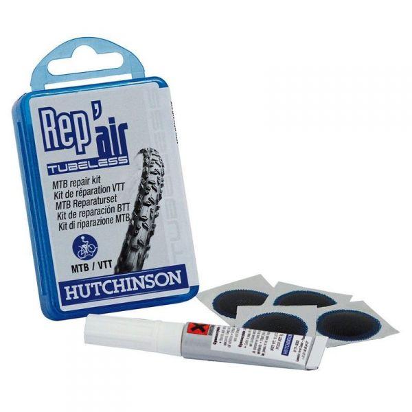 hutchinson kit reparation repair tubeless vtt. Black Bedroom Furniture Sets. Home Design Ideas