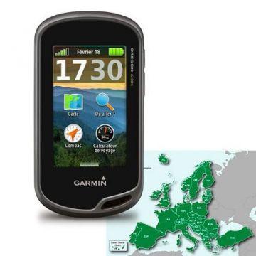 GARMIN GPS Oregon 600t+, topo Europe