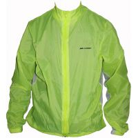 MASSI Impermeable jaune