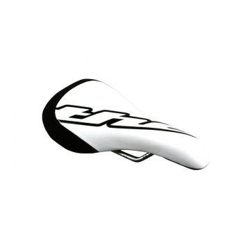 THE Selle Icon Junior Blanche Logo Noir