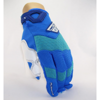 gants bleu