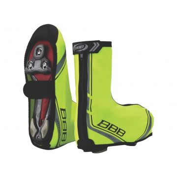 BBB Couvre Chaussures Water Flex Jaune Fluo