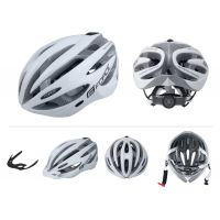 FORCE Casque Star S-M Blanc Gris