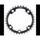 FSA Plateau Route Compact ABS Noir 110 X 34 Dents