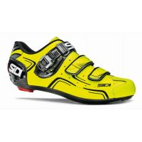 SIDI Chaussures Level Jaune Fluo