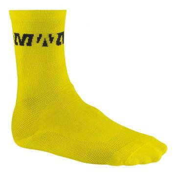 MAVIC Chaussettes Pro Sock Jaune