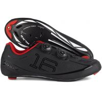 SPIUK Chaussures Z16 RC Carbone Route Noir