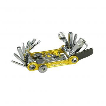 TOPEAK Multi outils Mini 20 pro Or