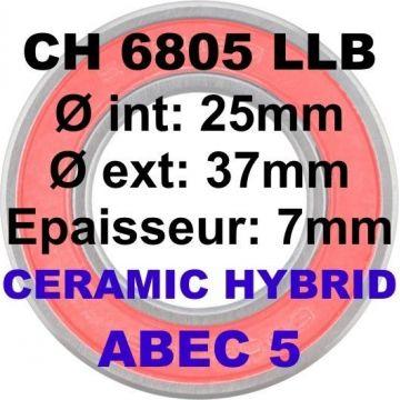 ENDURO Roulements CH 6805 LLB C3 Ceramique