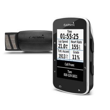 GARMIN GPS Edge 520 Bundle Cardio et Cadence
