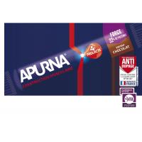 APURNA Barre Hyper Protéinée Saveur Chocolat