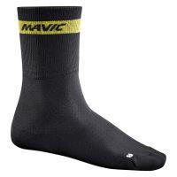 MAVIC Chaussettes VTT Crossmax High Sock Noir 2016