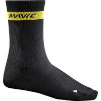 MAVIC Chaussettes Hautes Cosmic Noires