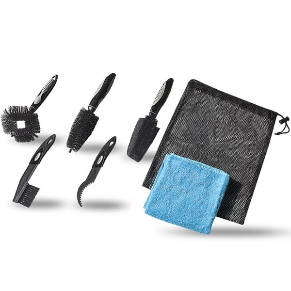 pro kit brosses pour nettoyage v lo. Black Bedroom Furniture Sets. Home Design Ideas