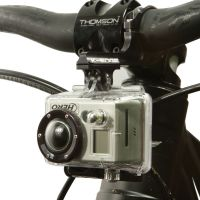 K-EDGE Support de Guidon Bas Camera Go Pro