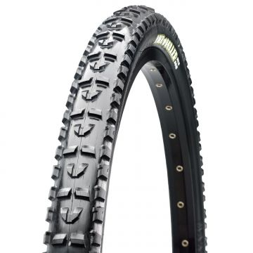 MAXXIS Pneu High Roller 26 x 2.35 Super Tacky Tringle Rigide Tube Type