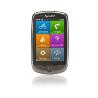 MIO Gps Cyclo 200 Europe