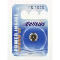 CELLSIUS Pile CR1025