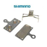 SHIMANO Plaquettes de Freins à Disques G04S Metalliques