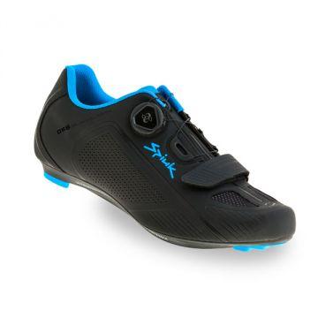 SPIUK Chaussures Route Altube R Noir et Bleu