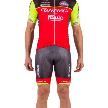 WILIER Cuissard Team Selle Italia Replica 2017