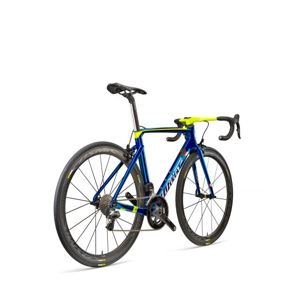 wilier velo route cento10air cromovelato azzurro taille m. Black Bedroom Furniture Sets. Home Design Ideas