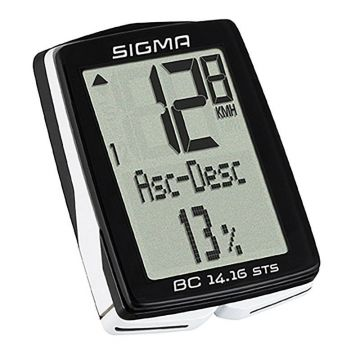 Sigma Compteur BC Alti 14.16 STS / CAD