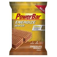 POWERBAR Gaufre Energize C2MAX Chocolat Cacahuète