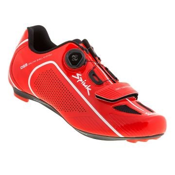 SPIUK Chaussures Route Altube R Rouge et Blanc