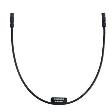 SHIMANO Cable Electrique Noir 500 mm DI2