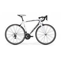 MERIDA Vélo SCULTURA 4000 Blanc/rouge