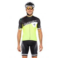WILIER Maillot Flash Jaune