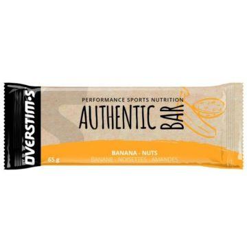 OVERSTIMS Authentic Bar Banane - Noisette - Amande