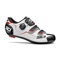 SIDI Chaussures alba blanc / noir / rouge