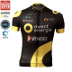 BJORKA Maillot Manche Courte TEAM DIRECT ENERGIE 2018
