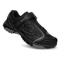 SPIUK Chaussures VTT Quasar Noir Mat / Gris
