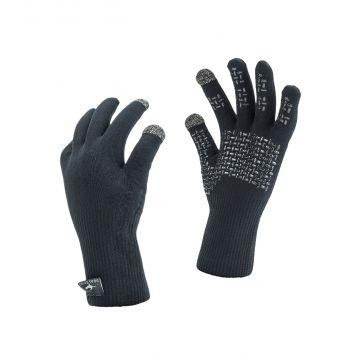 SEALSKINZ Gants Ultra Grip Gloves Noir