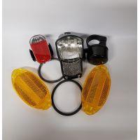 LIFU Kit Securite et Eclairage avant et arriere