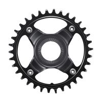 SHIMANO Plateau CRE80 36 Dents 12 V Sans Flasque 53mm