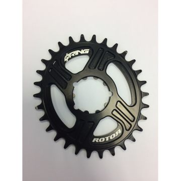 ROTOR Plateau QRings Direct Mount Sram 3mm Offset Oval