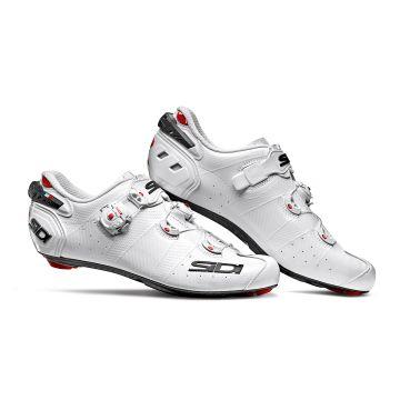 SIDI Chaussures Wire 2 Carbone Blanc/Blanc