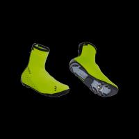 BBB Couvre Chaussures Water Flex 3.0 Jaune Fluo
