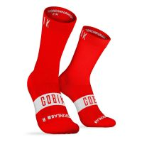 GOBIK Chaussettes Pure Rouge Savage