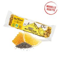 MELTONIC BARRES Cereales Bio Citron Graine de Chia