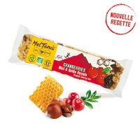 MELTONIC BARRES Cereales Bio Cranberries Noisettes Grillees