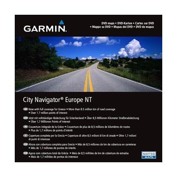 GARMIN Carte City Navigator SD Europe 2015