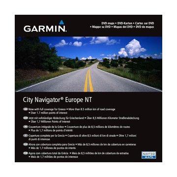 GARMIN Carte City navigator Europe NT DVD