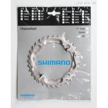 SHIMANO Plateau Deore M510 4 Branches