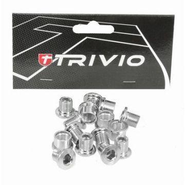 TRIVIO Kit Vis VTT Cheminees Pour Plateaux