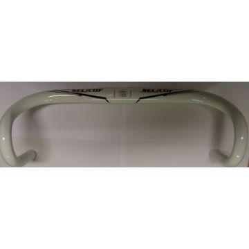 SELCOF Cintre Aluminium Blanc 42cm